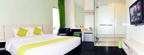 Ace Hotel Batam Package Deluxe Double