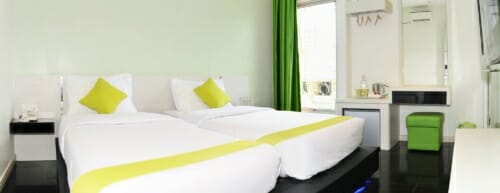 Ace Hotel Batam Package Deluxe Twin