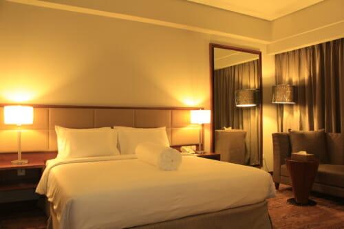 I Hotel Baloi Batam package Deluxe Room