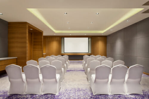 Radisson Hotel Batam Package Meeting Room Theatre