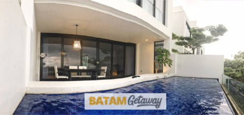 Montigo Resorts Batam 2-bedroom villa pool