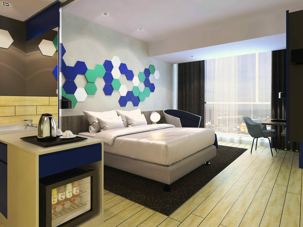 Ibis styles hotel batam package with ferry batamgetaway com for Style hotel