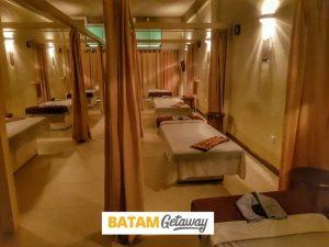 Body Massage Room