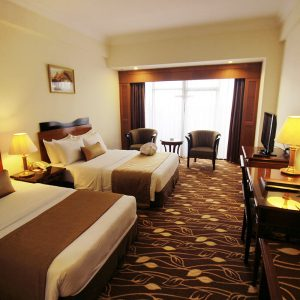 Planet Holiday Hotel Batam package club-deluxe