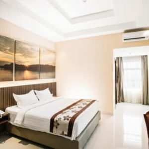Sahid Batam Center Hotel Package Grand Modern Deluxe