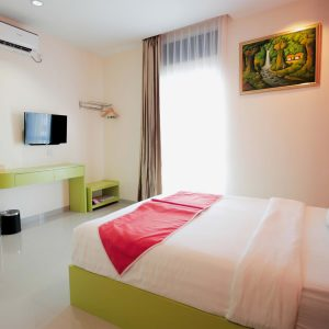 Vanilla Hotel Bata Package Double Room